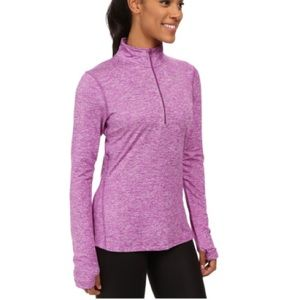 Nike | Dri-Fit Running Quarter Zip Pullover